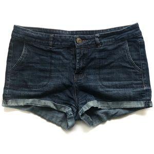 Buffalo Denim Jean mini shorts